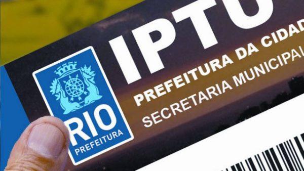Secretaria Municipal da Fazenda da cidade do Rio de Janeiro divulga período de arrecadação do IPTU