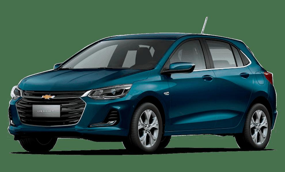 Novo Chevrolet Onix está mais interessante